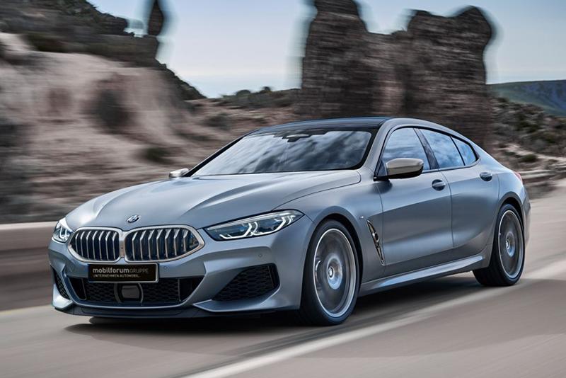BMW M850i xDrive Gran Coupé   Angebote für Großkunden & Einkaufsverbände   mobilforum Gruppe - BMW Business